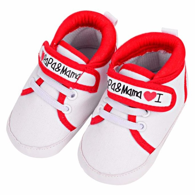 Soft Sole Toddler Canvas Shoes