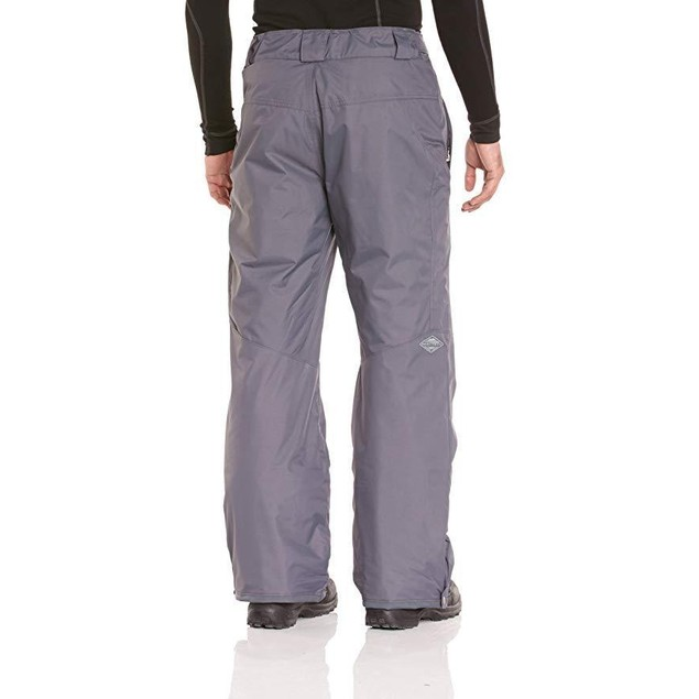 Columbia Men's Bugaboo II Pant, Graphite, SZ X-Large/Regular