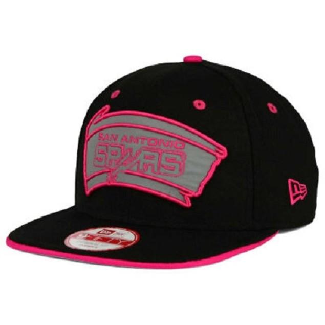 "San Antonio Spurs NBA New Era 9Fifty ""Re Flipper"" Snapback Hat"
