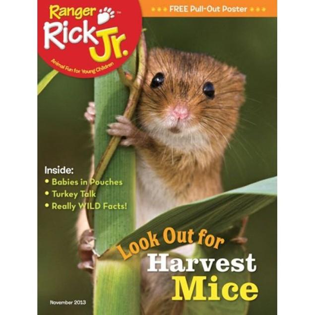 Ranger Rick Jr. Magazine Subscription