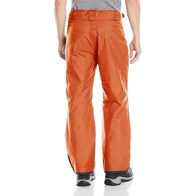 Columbia Men's Bugaboo II Pant, Rust Red, SZ  XX-Large/Short