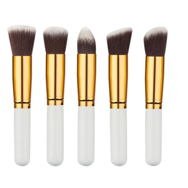 10PCS Cosmetic Makeup Brush Brushes Set Foundation Powder Eyeshadow
