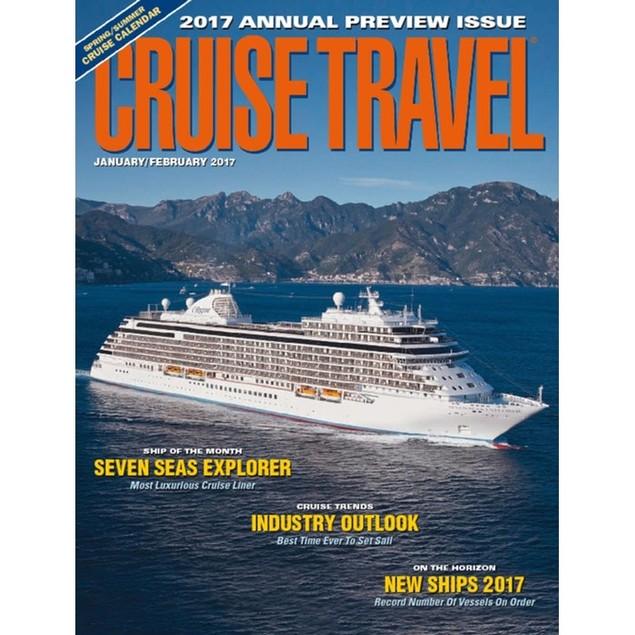 Cruise Travel Magazine Subscription