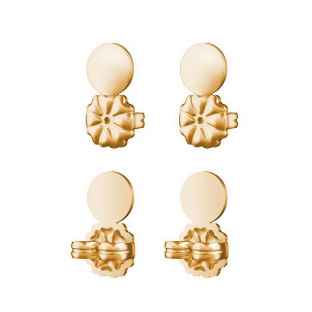 3-Pack: The Original Magic Back Earring Lifters