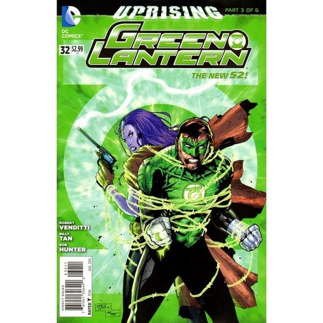 Green Lantern Magazine Subscription