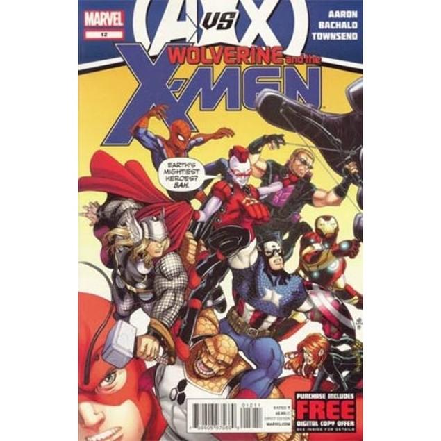 Wolverine And X-Men Magazine Subscription