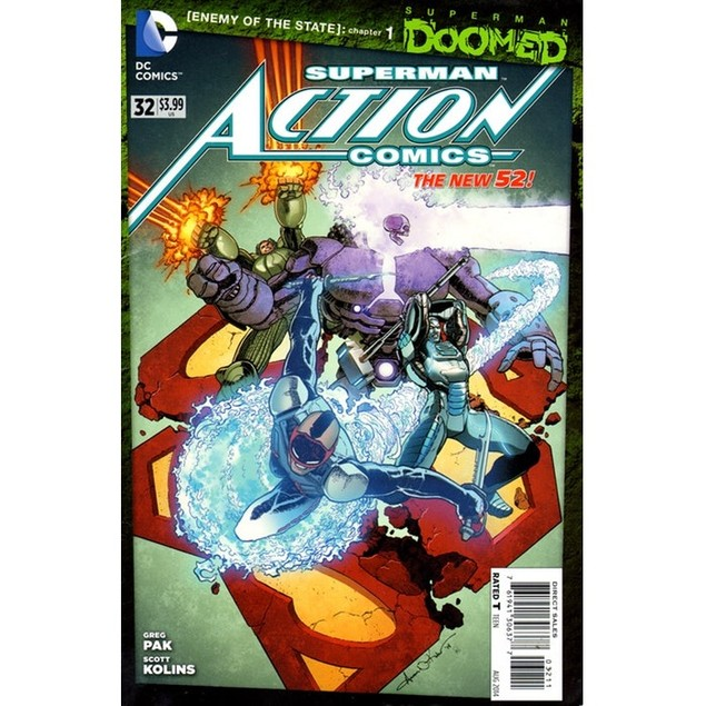 Action Comics Superman Magazine Subscription