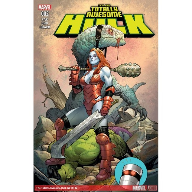 Totally Awesome Hulk Magazine Subscription