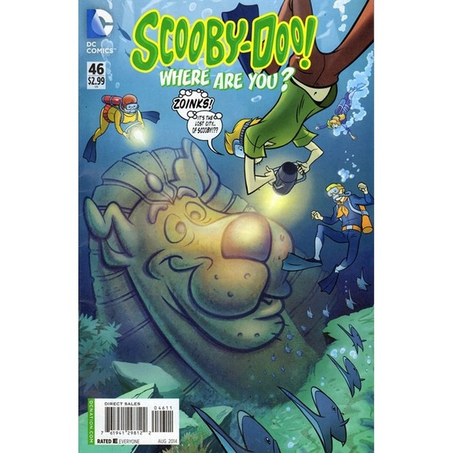 Scooby-Doo, Where Are You? Magazine Subscription
