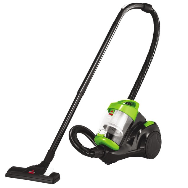 Bissell Zing Canister Bagless Vacuum, 2156A, Green