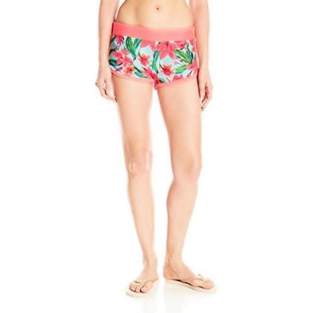 Body Glove Women's Winona Pulse Swim Short, Min-t. SIZE SMALL