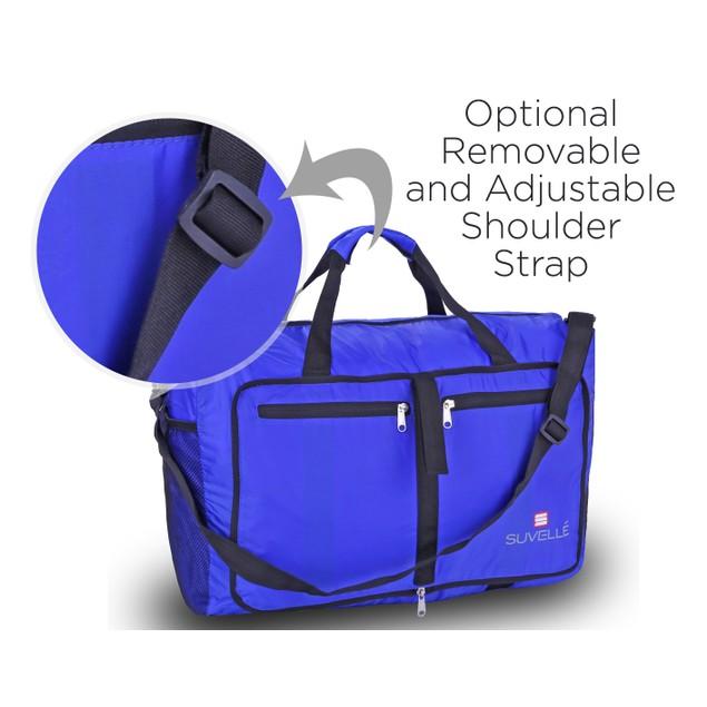 "Suvelle Travel 21"" Foldable Lightweight Duffle Bag"