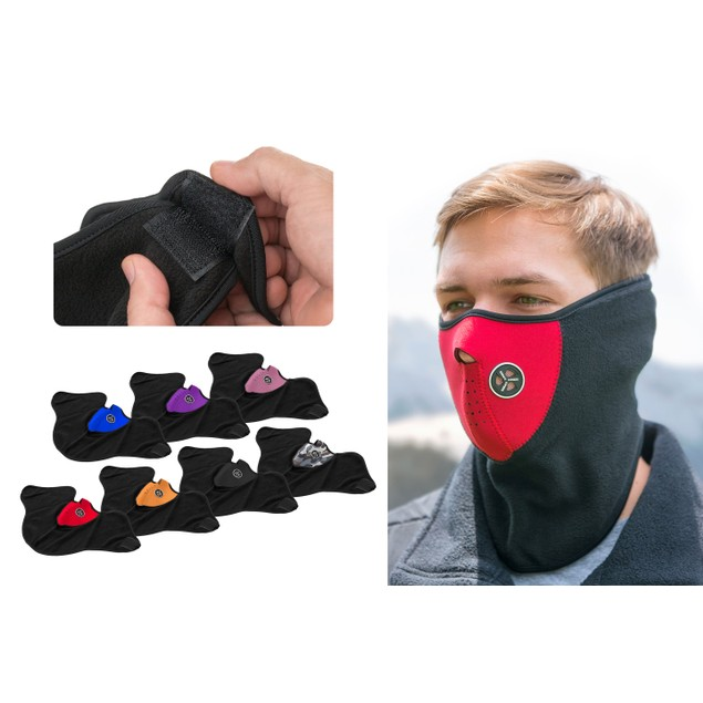 Fleece Ski Mask