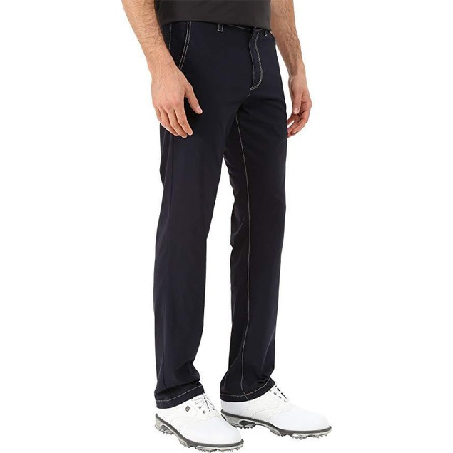Bogner Men's Hunter-G Techno Stretch Golf Pants Dark Blue Pants
