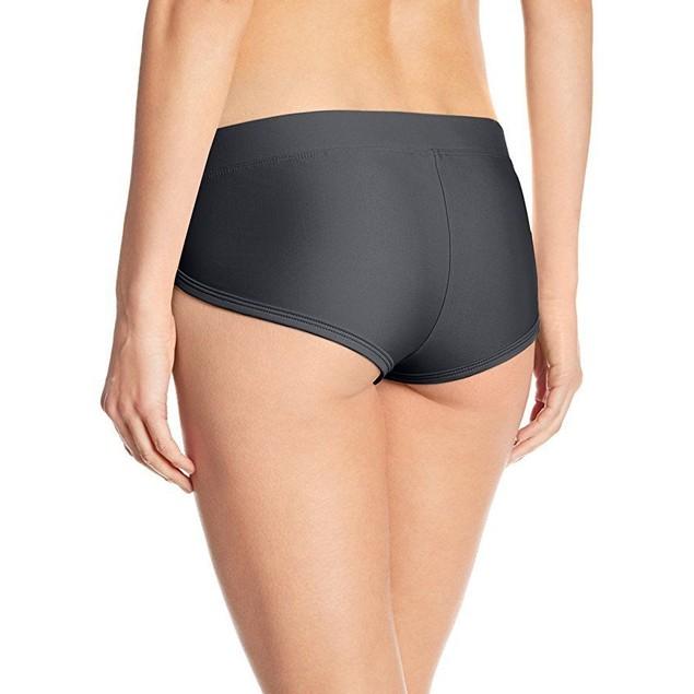 Body Glove Women's Smoothies Sidekick Bikini Bottom, Black, SZ Small