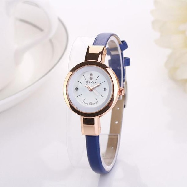 Women's Petite Round Watch - Assorted Colors