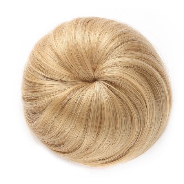 Onedor Donut Chignon Synthetic Hair Bun Extension