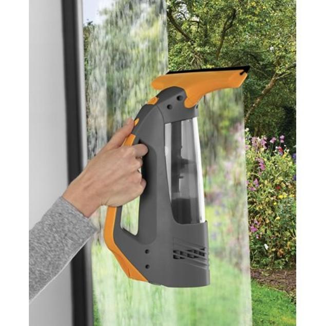 Big Boss Squeegee Vacuum in Orange/Grey - As Seen On TV