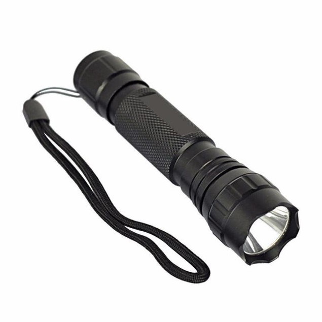 UV WF-501B LED 365NM Ultra Violet Flashlight Torch Light