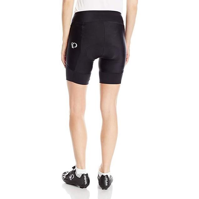 Pearl iZUMi Women's Pursuit Attack Shorts, Black, Small