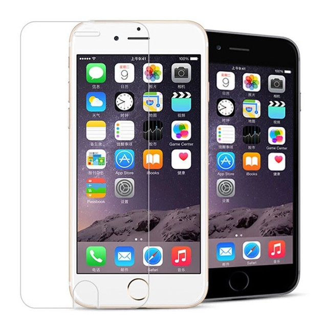 Full Coverage Tempered Glass Film Protector For iPhone 7 4.7 inch