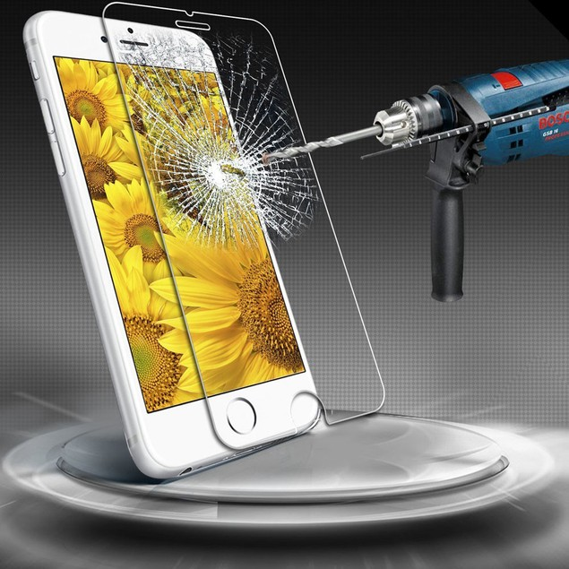 Genuine Tempered Glass Film Screen Protector for iPhone 6S 4.7inch