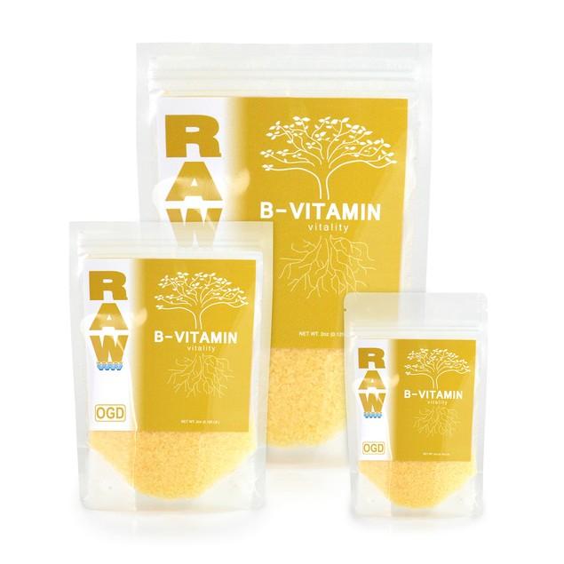 RAW B-Vitamin, 8 oz