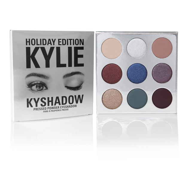 Kylie Cosmetics Holiday Palette Kyshadow