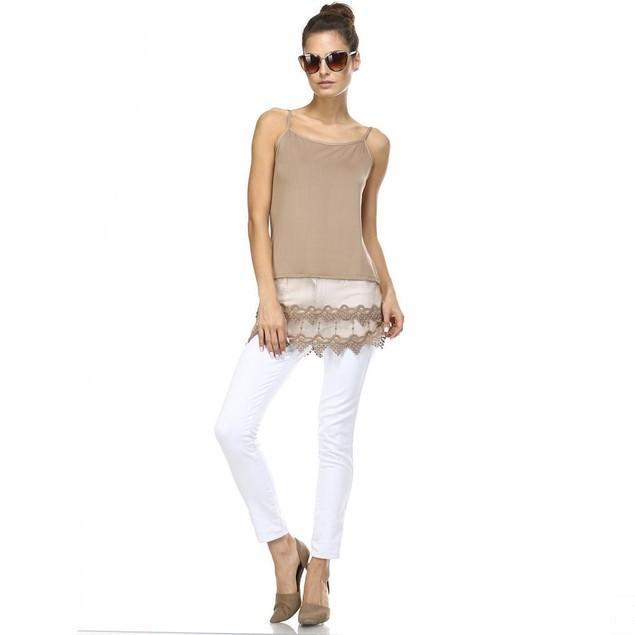 Lace Shirt/Dress Extender - 12 Colors