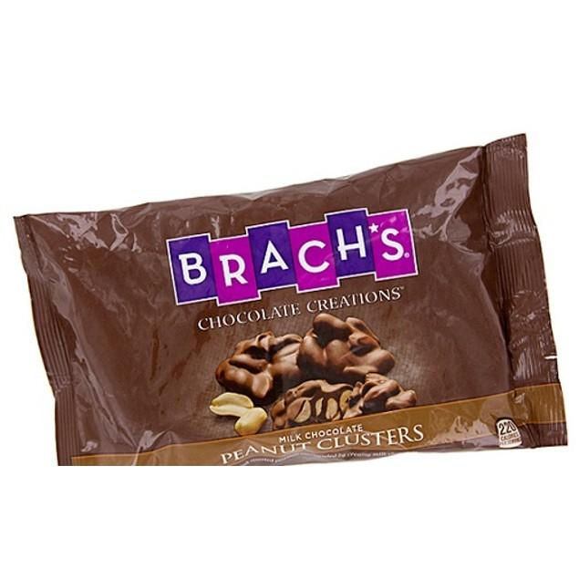 Brach's Milk Chocolate Peanut Clusters