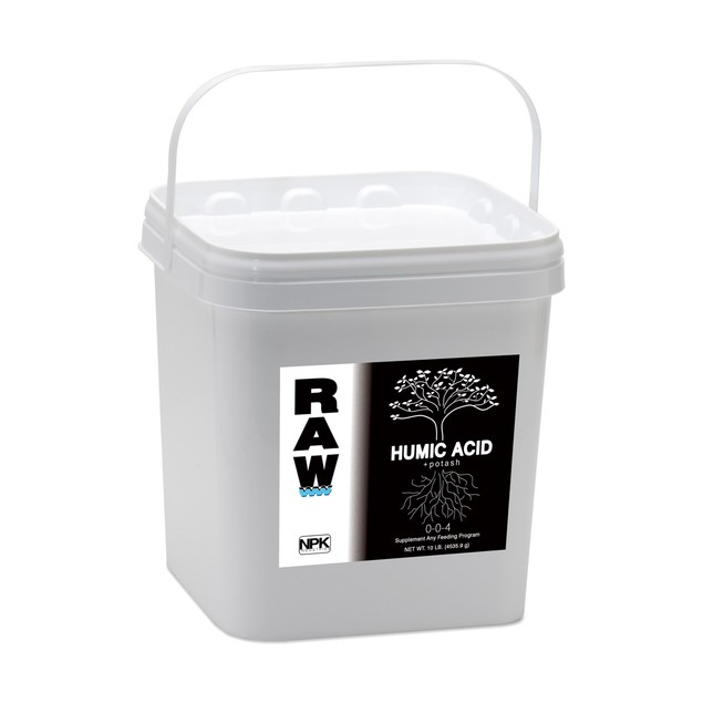 RAW Humic Acid, 10 lbs