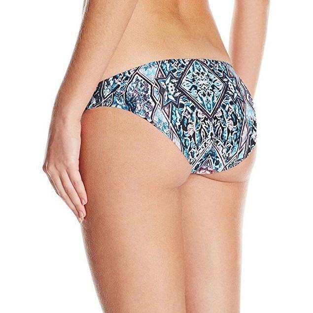 Seafolly Women's Kashmir Hipster Bikini Bottom, Black, 8 US