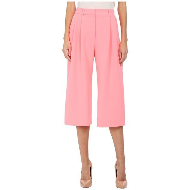 McQ Women's Long Shorts Bubblegum 40 (US 4) X 19