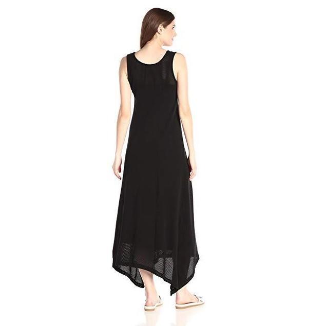 Mod-O-Doc Women's Maxi Tank Dress with Jersey Lining SIZE XS