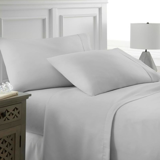 1800 Series Hotel Collection 4 Piece Bed Sheet Set