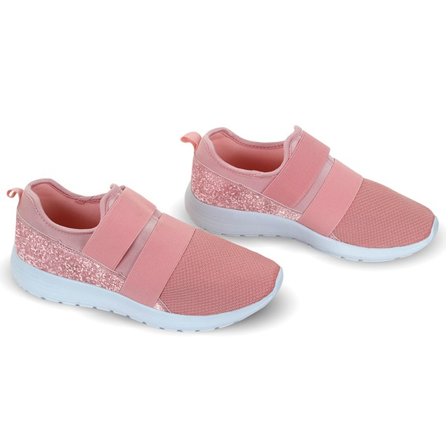 Women's Lightweight Memory Foam Laceless Sneakers