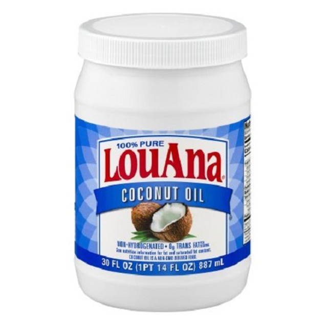 LouAna All Natural Pure Coconut Oil Lou Ana