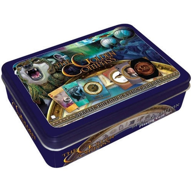 The Golden Compass Playing Cards, Fantasy Movies by Aquarius