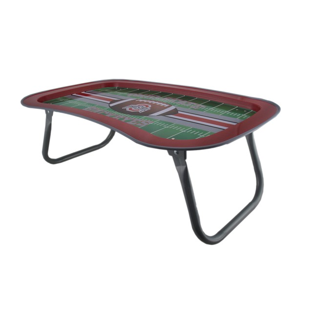 Ncaa Ohio State Buckeyes Multi-Function Metal Lap Decorative Trays