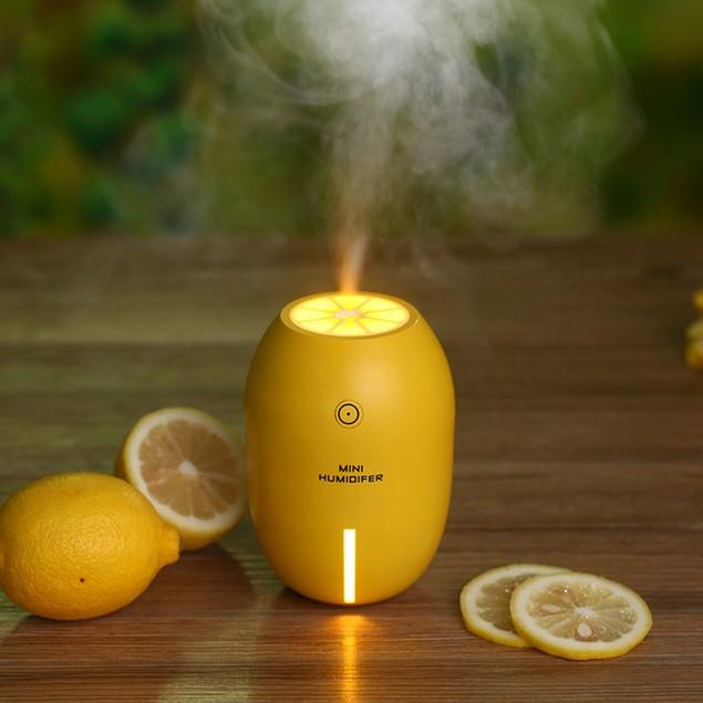 Humidifier Office Room Steam Air Purifier  Diffuser Mist Portable  USB