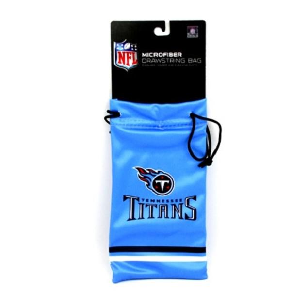 Tennessee Titans NFL Microfiber Glasses Bag