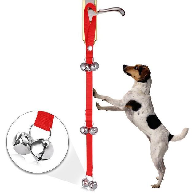 Dog Doorbells For Dog Training and Housebreaking