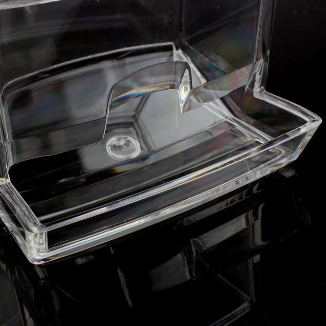 Q-Tip Acrylic Box Organizer