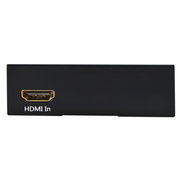 HDBaset HDMI Extender w/IR Over a Single Ethernet Cable IR for Remote