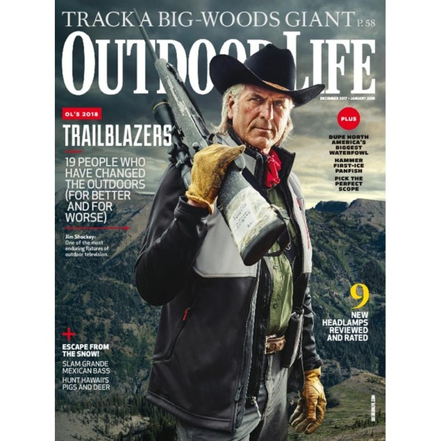 Outdoor Life Magazine Subscription