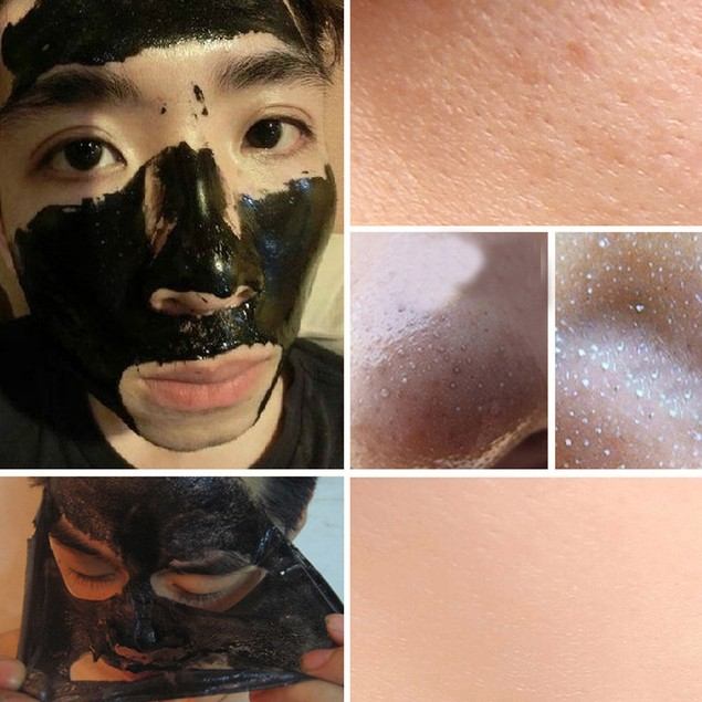 Black Mud Deep Cleansing Blackhead Facial Mask
