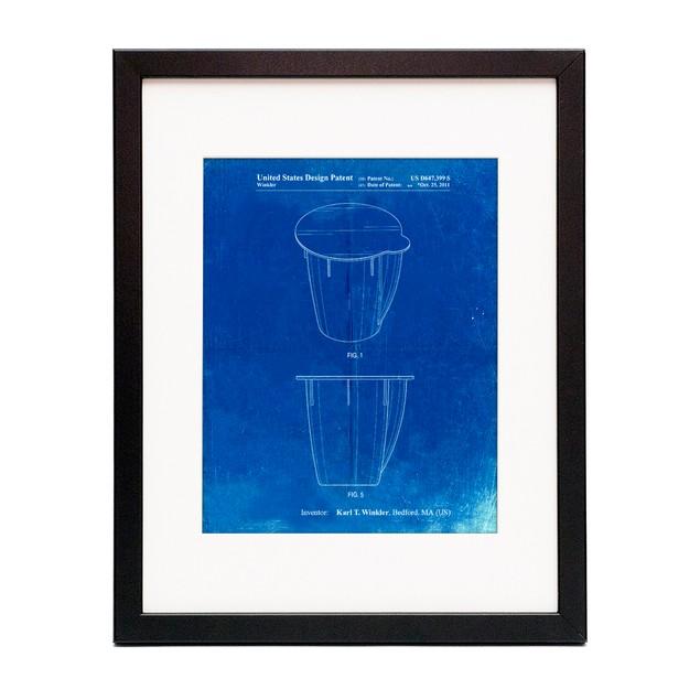 Keurig Cup Patent Poster