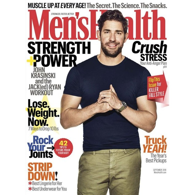 Men's Health Magazine Subscription