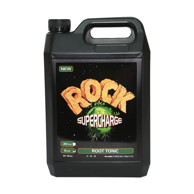 Rock SuperCharge Root Tonic, 5 L