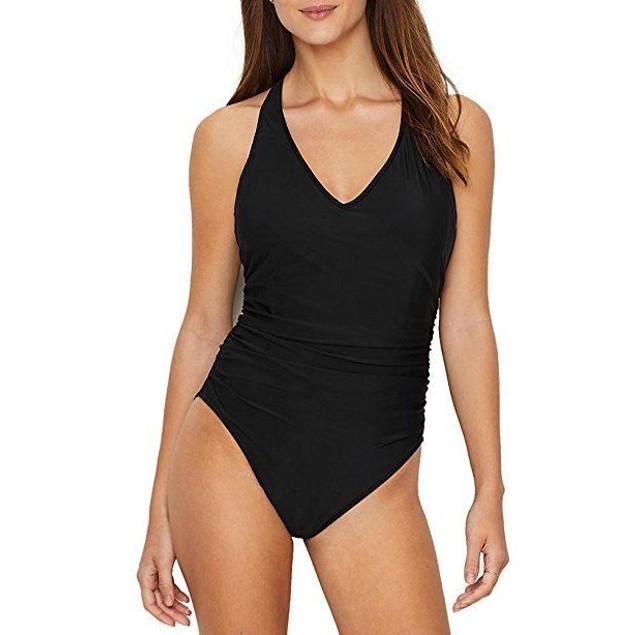 Magicsuit Women's Magic Solids Trudy One Piece Swimsuit sz: 12